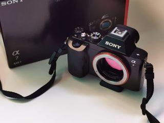 Sony a7 + Samyang F1.8/20