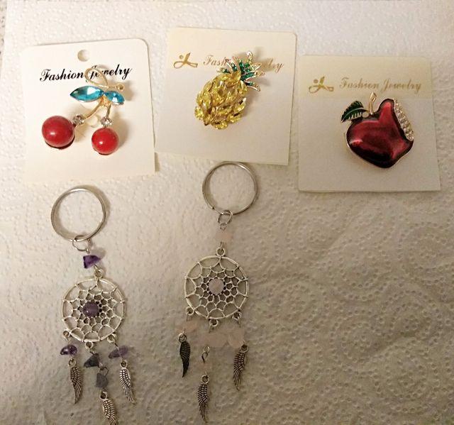 Brand new jewellery items
