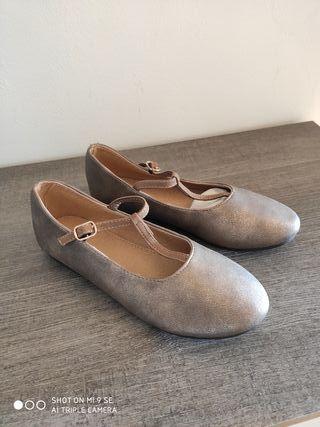 zapatos niña N.33