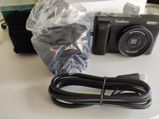cámara fotos HD fambrow nueva con Wifi