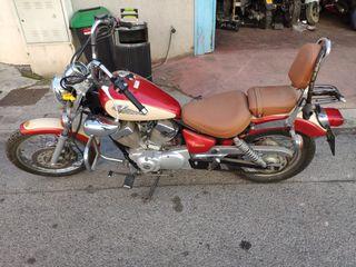 Yamaha Virago 250cc.
