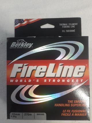 hilo trenzado para pesca marca berkley