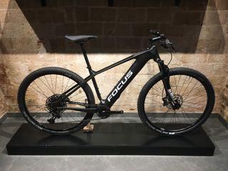 Bicicleta eléctrica Focus Raven2 9.7 2020 (nueva)