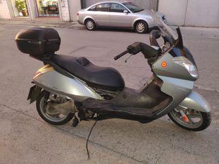 Aprilia Atlantic 500cc
