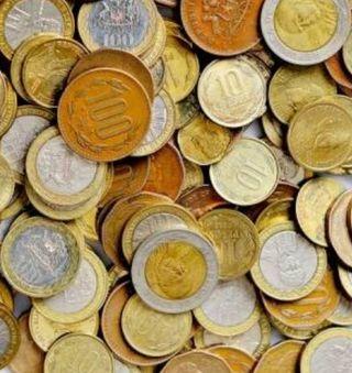 Gran liquidacion monedas y billetes