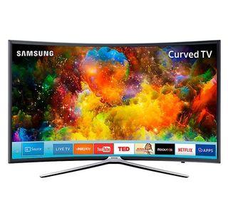 Samsung tv 55' curva