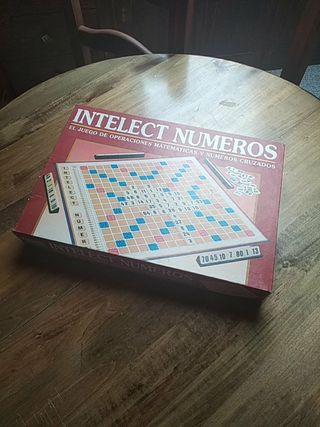 Intelect números juego