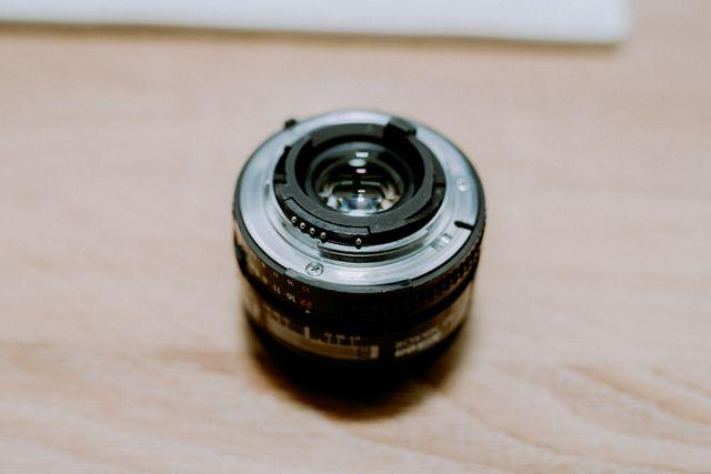 Objetivo Nikon 24mm f2.8
