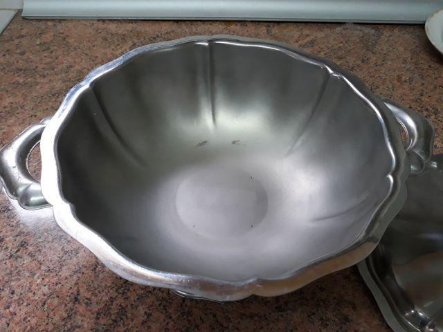 sopera de acero inox