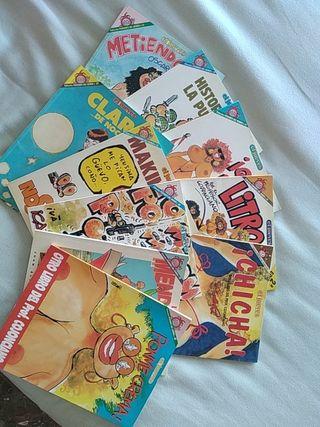 """comics varios """"El Jueves"""""""