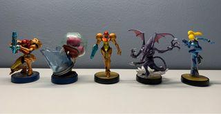 Nintendo Amiibo's Metroid