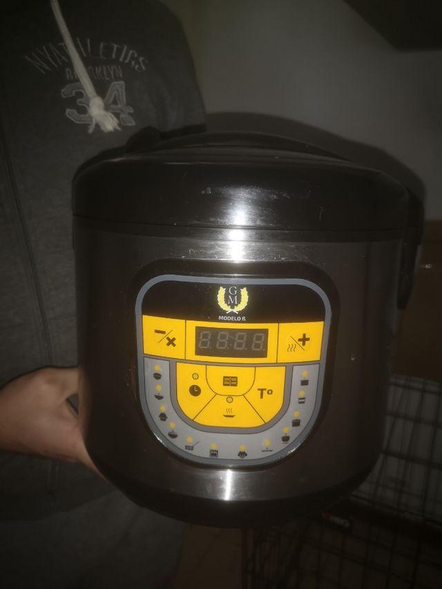 Olla programable Modelo Beta Robot de cocina multi