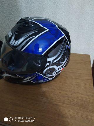 Casco de moto Shiro