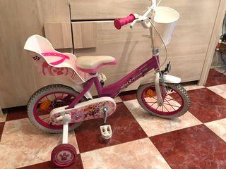 Bici de Niña Patrulla Canina