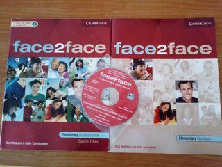 Libros inglés face2face