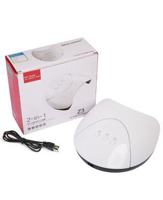 Lámpara LED 36W Z3 Temporizador uñas