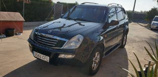 SSANGYONG - REXTON RX 2. 9 TURBO DIESEL