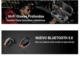 Auriculares Bluetooth 5.0 A ESTRENAR