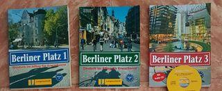 Vendo libros de alemán
