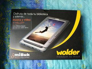 libro electrónico Ebook