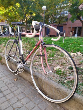 Bicicleta orbea clásica