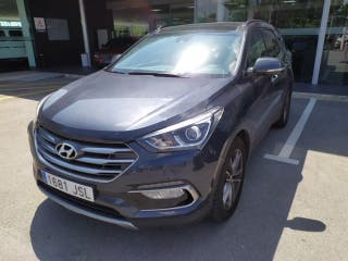 Hyundai Santa Fe 2016 AUT 4X4 7 PLAZAS