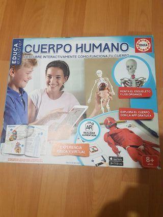 Juego Cuerpo Humano