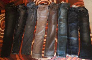 pack de vaqueros nuevos #jeans #denim