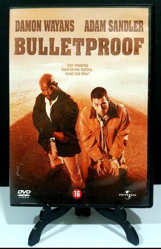 BULLETPROOF edición universal dvd impoluto