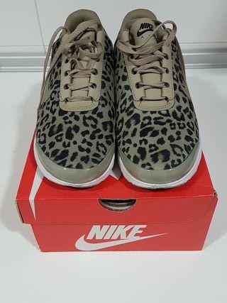 zapatillas nike leopardo