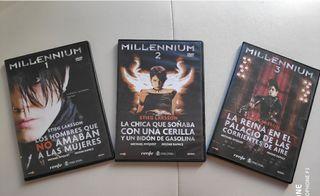 Saga 3 DVD Millennium