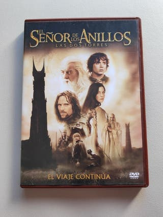DVD El señor de los Anillos