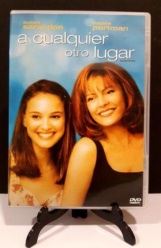 A CUALQUIER OTRO LUGAR formato dvd