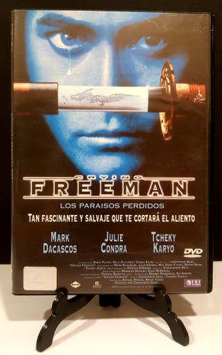 CRYING FREEMAN dvd tripictures