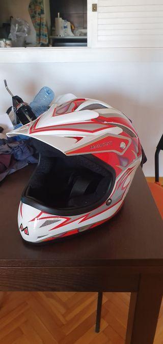 casco trial bmx