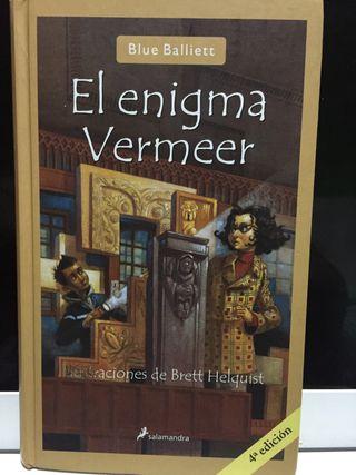 El enigma Vermeer.