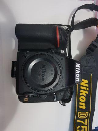 Nikon D750 Poco Uso
