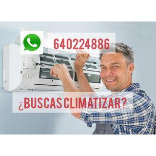 Instalador aire acondicionado Barcelona