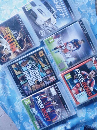 Playstation 3 + GTA 5 + FIFA