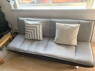 Sofa bed & mattress topper 7cm