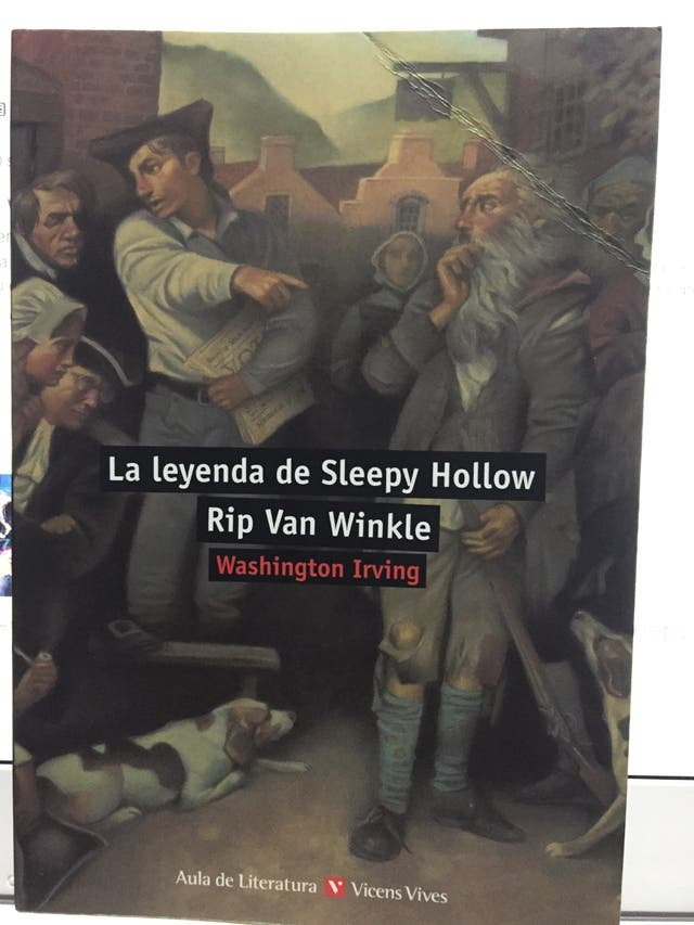 La leyenda de Sleepy Hollow.