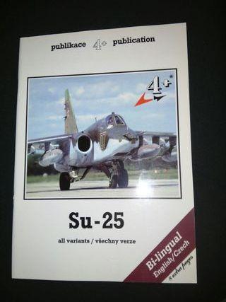 Avión Su-25