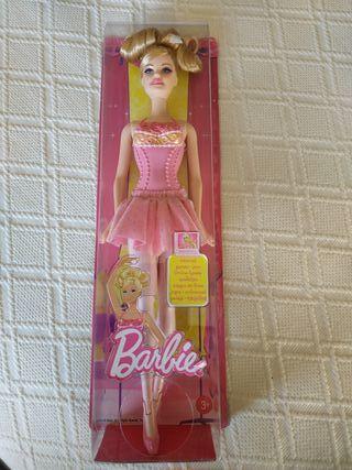Muñeca Barbie bailarina