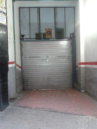 Plaza de Parking El Alquiler