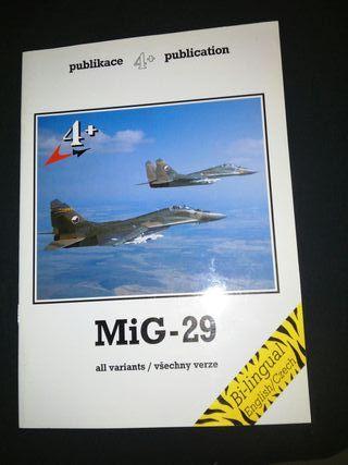 Avión Mig 29
