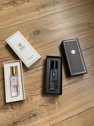 15ml Bottles of Fragrances