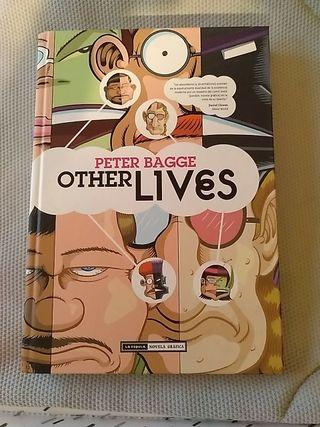 cómic Other Lives de Peter Bagge