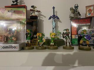 Coleccion Amiibo Link Nintendo