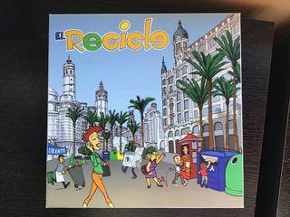 Juego El recicle