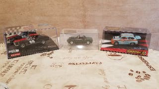 Ford Mustang GT, Fiat Abarth 600, Porsche 914
